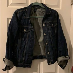 Gap women's denim jacket